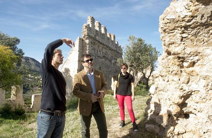 Altur anuncia ajudes a plans directors del castell de Corbera i del molí del Pasiego de Sueca