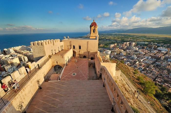 El Castell de Cullera rep 5.200 visitants en agost i supera el seu propi rècord
