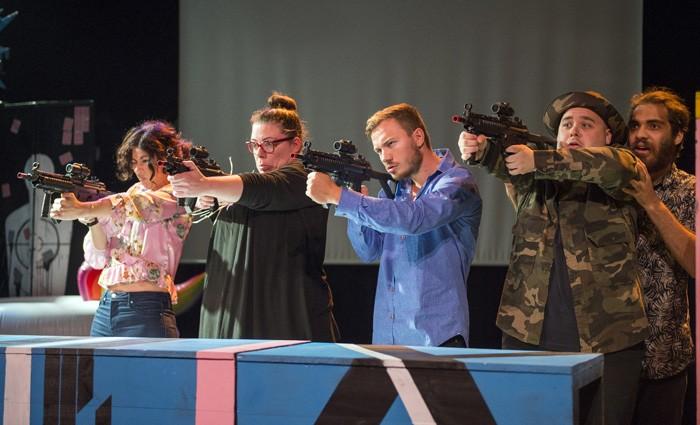 L'espectacle 'La fira invisible' arriba el diumenge a Favara
