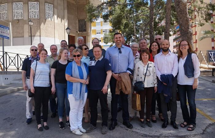 Els intercanvis econòmics i culturals entre Cullera i l'alemanya Jever tornen a funcionar