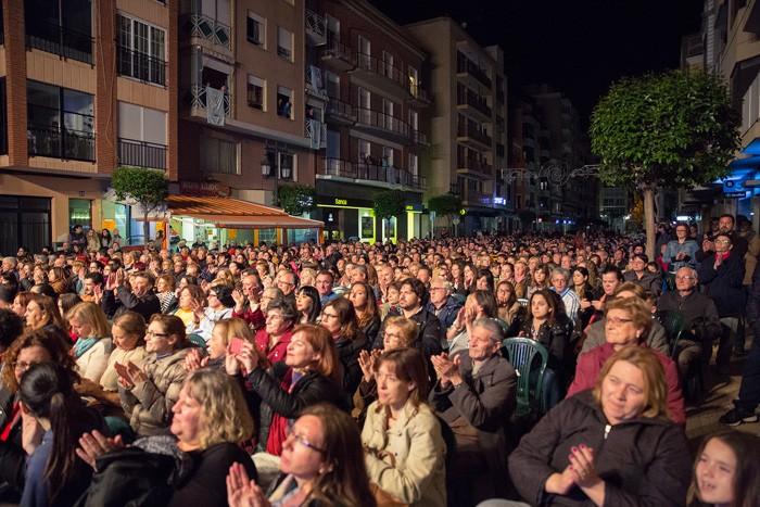 Més de 20.000 persones participen en els principals actes de les Festes Majors de Cullera