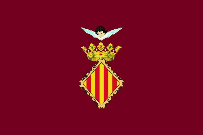 Cullera aprova la primera bandera municipal de la seua història