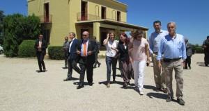 Garcia Tejerina visita els regants de Sueca-2