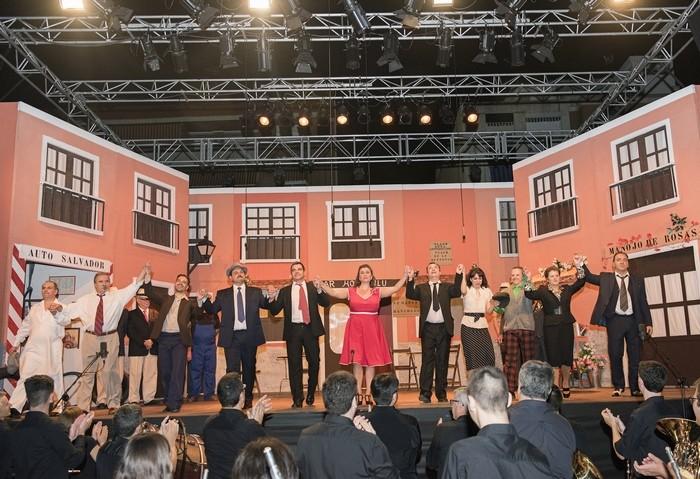 Més de 1.100 persones a l'espectacle de sarsuela organitzat per la Societat Lira Almussafense
