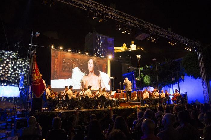 La Unión Musical de Yátova, vencedora en el Certamen de Música de Cinema de Cullera