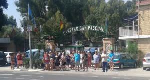 Camping san Pascual del Perello 18 agost 2017