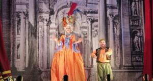 Interpretació de 'Bastià i Bastiana'_Les Arts Volant