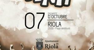 Nius de Nit a Riola – 7 octubre
