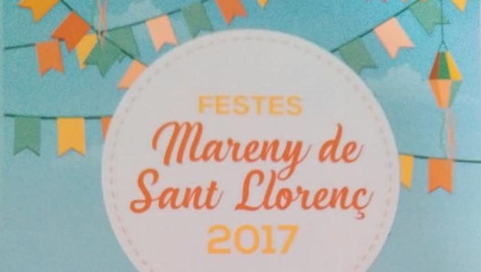 Dissabte arranquen les festes del Mareny de Sant Llorenç