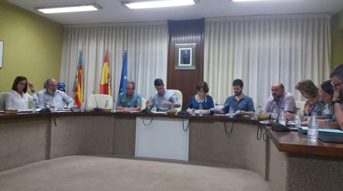 Els socialistes d'Almussafes presenten una moció en el Ple en defensa de la unitat d'Espanya