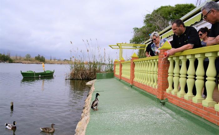 Cullera aposta pel 'birdwatching' per a combatre l'estacionalitat amb ajuda de València Turisme