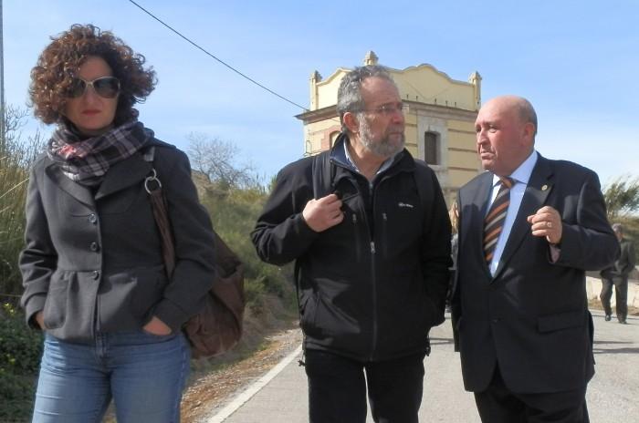 Graciela Ferrer, Pedro Arrojo i José-Pascual Fortea