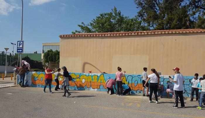 Els joves d'Almussafes aprenen a expressar les seues emocions a través de l'art