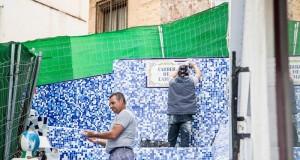 Rehabiliten la font del carrer de l Aigua de Cullera_1