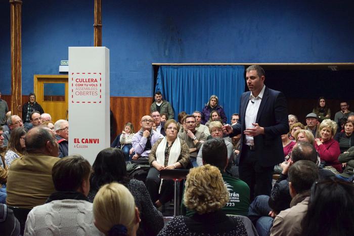 Mayor promet per a Cullera un Pla d'Emergència Social per a contractes