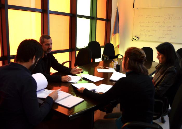 La Ribera participa en un projecte internacional per a formar a voluntaris davant les catàstrofes naturals