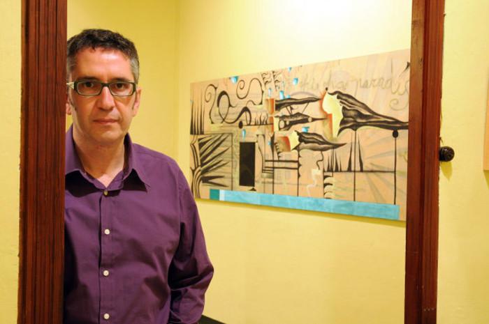 'Ningú no ens espera', nou llibre de Manuel Baixauli