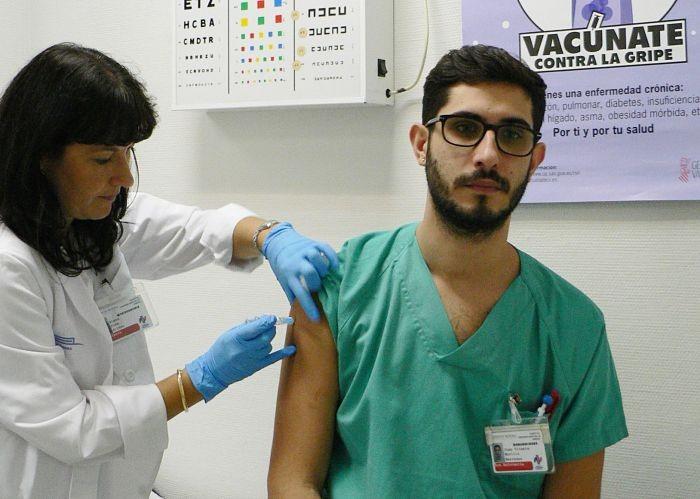 El Departament de Salut de la Ribera ja ha vacunat a prop de 42.000 persones contra la grip