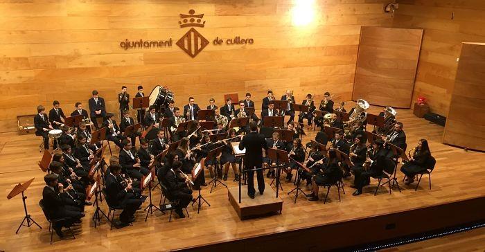 Els regidors de Cullera també pagaran els abonaments del cicle de concerts d'hivern