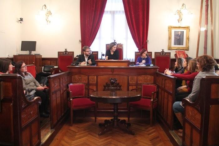 Prometen el centre de mediació familiar del partit judicial per a d'ací a un any