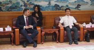 Agermanament Cullera-Rui an Jordi Mayor i Zengfeng Lin-juny-2017