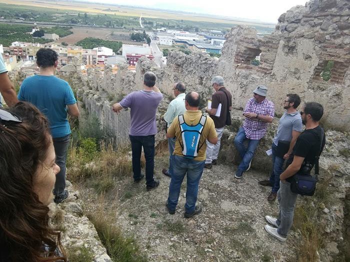 La Diputació realitza estudis preliminars per a la recuperació del Castell de Corbera