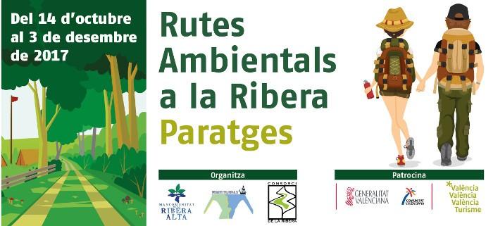 El Consorci de la Ribera presenta un programa de visites guiades gratuïtes a paratges naturals