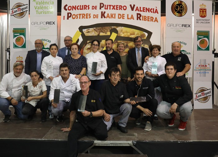 El Restaurant Llopis de Sueca guanya el tercer permi dels postres de Kaki de la Ribera