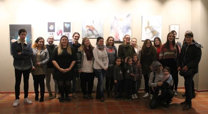 La mostra interdisciplinar Espai Jove de Sueca celebra el quinzé aniversari