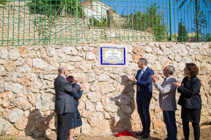 Cullera celebra mig segle de l'institut Blasco Ibáñez amb un homenatge al seu creador