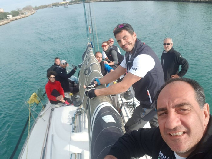 El veler dels germans Grau guanya la lliga de regates de Cullera