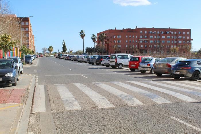 L'Ajuntament d'Almussafes asfaltarà una de les quatre rondes de circumval·lació