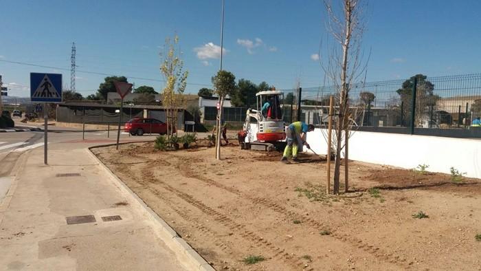 Deu almussafenys participen en el Programa de Foment de l'Ocupació Agrària de la localitat