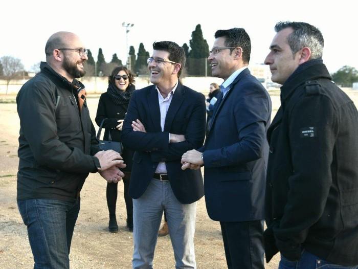 La Diputació ha invertit més de 356.000 euros a Almussafes en l'últim any