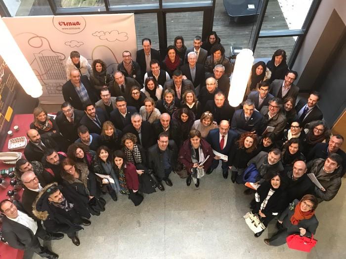 L'alcalde d'Almussafes participa a Biscaia en una nova trobada de ciutats de gran pes industrial