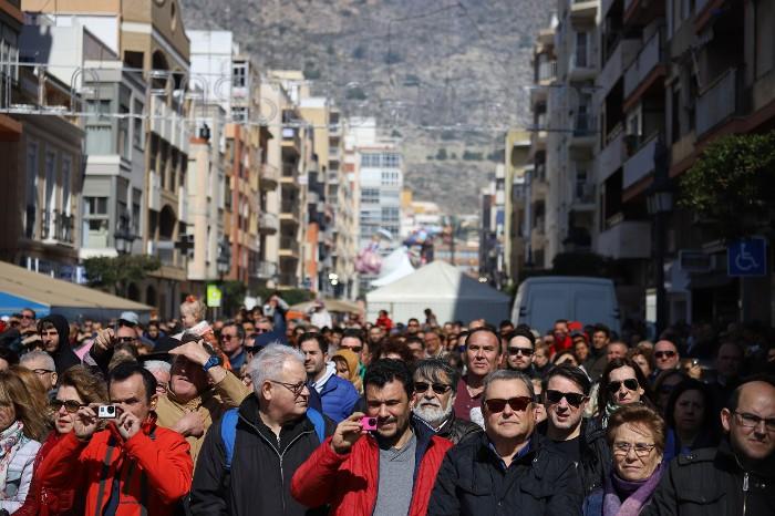 Cullera aconseguix un 80% d'ocupació hotelera durant les Falles