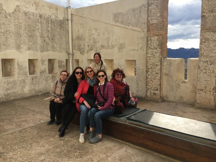 Majoristes russos s'interessen per Cullera com a destinació turística
