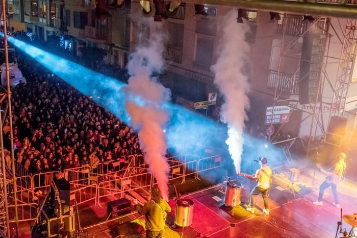 Cullera acaba les Festes Majors amb una participació d'unes 40.000 persones
