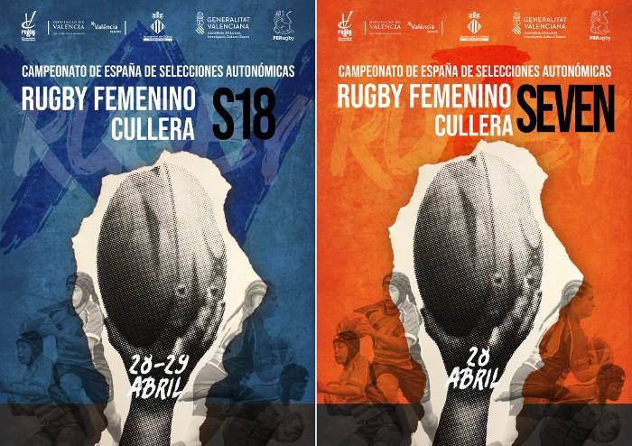 Tretze seleccions autonòmiques de rugbi femení competixen este cap de setmana a Cullera