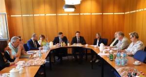 Reunió treball Ajuntament Jever
