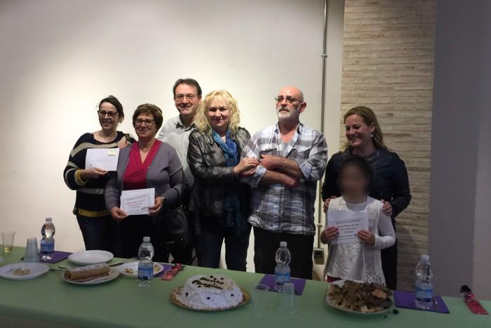 Rosa Maria Salvador guanyà el Concurs de Dolços de Pasqua de Favara