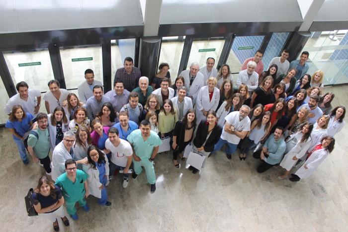 L'Hospital de la Ribera dóna la benvinguda a vint-i-tres nous residents