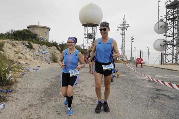 Setmana de reptes d'altura en el Club de Córrer Peus Quets