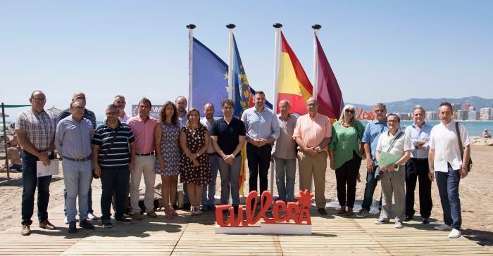 Els municipis turístics valencians creen un bloc a Cullera per a exigir un millor finançament