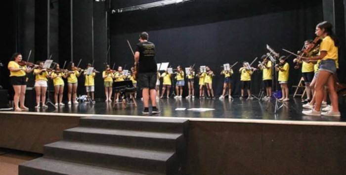 Almussafes acull un any més el Festival Internacional de Música de València