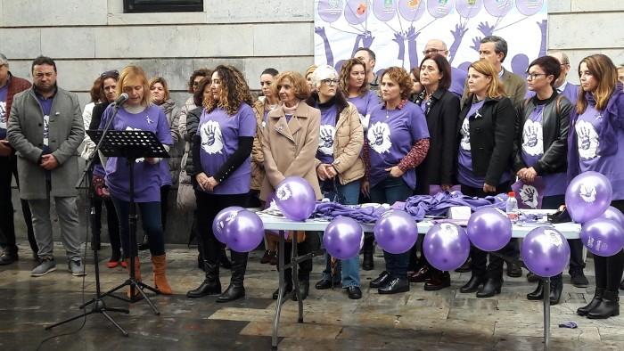 Accions del Col·legi d'Advocats de Sueca per a demà amb motiu del Dia Internacional de l'Eliminació de la Violència contra la Dona