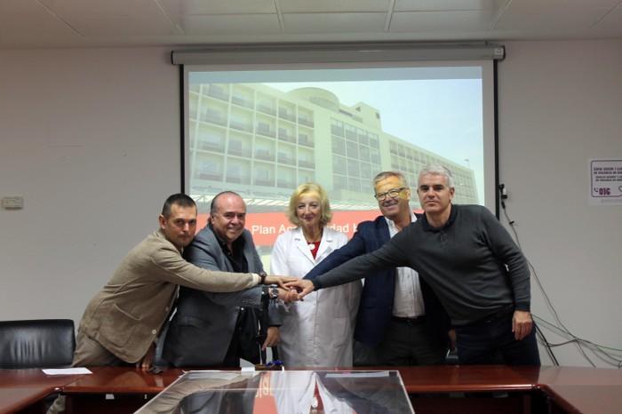 L'Hospital de la Ribera comptarà amb un pla d'accessibilitat realitzat per COCEMFE CV