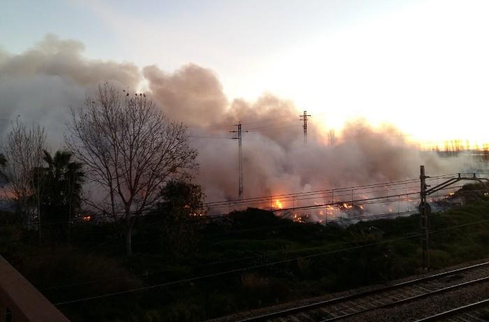 Ecologistes en Acció ja reclamaren ser investigada l'empresa de Sollana que ara torna a cremar