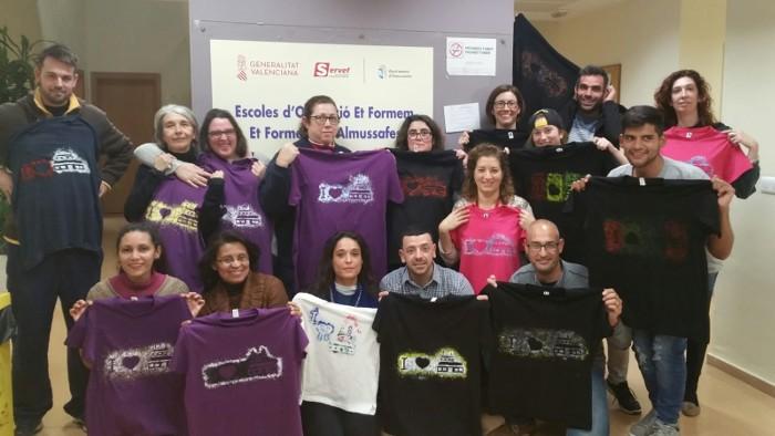 Dos dècades de les Jornades Culturals i d'Oci del centre d'adults d'Almussafes