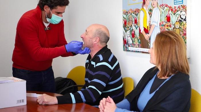 Cullera comença a prendre proves d'ADN als familiars de les víctimes del franquisme